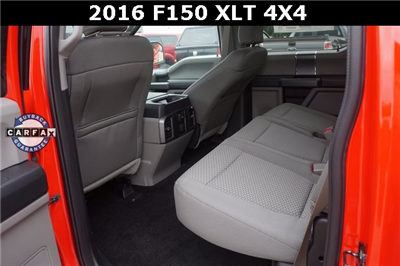 2016 F-150 Super Cab 4x4 Pickup #16F1087 - photo 25