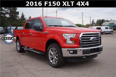 2016 F-150 Super Cab 4x4 Pickup #16F1087 - photo 3