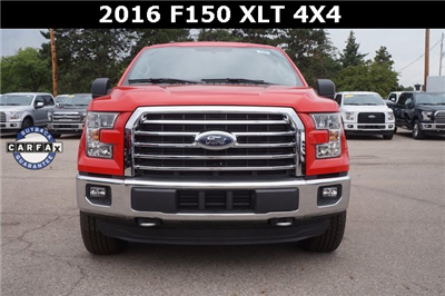 2016 F-150 Super Cab 4x4 Pickup #16F1087 - photo 4