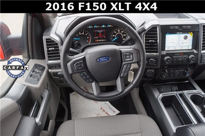 2016 F-150 SuperCrew Cab 4x4,  Pickup #16F1087 - photo 5