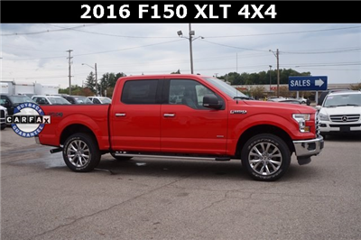 2016 F-150 SuperCrew Cab 4x4,  Pickup #16F1087 - photo 16