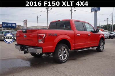 2016 F-150 SuperCrew Cab 4x4,  Pickup #16F1087 - photo 17