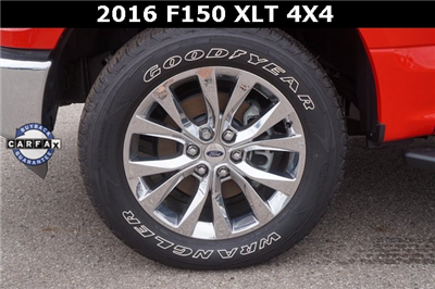 2016 F-150 SuperCrew Cab 4x4,  Pickup #16F1087 - photo 20