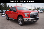 2016 F-150 SuperCrew Cab 4x4,  Pickup #16F1087 - photo 3