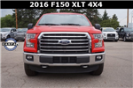 2016 F-150 SuperCrew Cab 4x4,  Pickup #16F1087 - photo 4