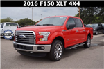2016 F-150 SuperCrew Cab 4x4,  Pickup #16F1087 - photo 1