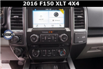 2016 F-150 SuperCrew Cab 4x4,  Pickup #16F1087 - photo 12