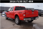 2016 F-150 Super Cab 4x4 Pickup #16F1087 - photo 2