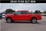 2016 F-150 Super Cab 4x4 Pickup #16F1087 - photo 19