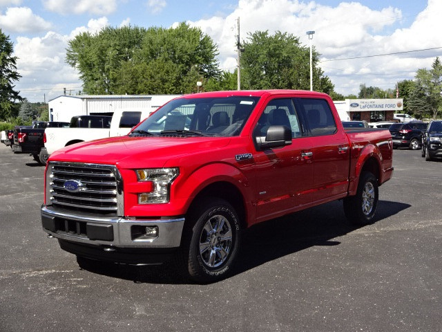 2016 F-150 Super Cab 4x4 Pickup #16F1138 - photo 1