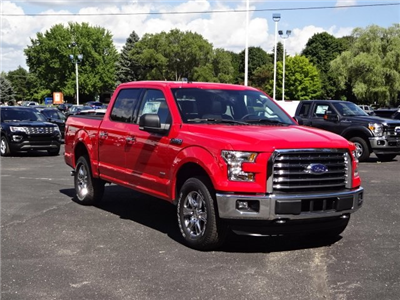 2016 F-150 Super Cab 4x4 Pickup #16F1138 - photo 3