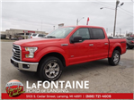2016 F-150 Super Cab 4x4 Pickup #16F1138 - photo 57