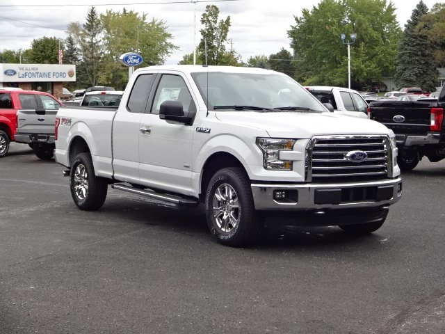 2016 F-150 Super Cab 4x4, Pickup #16F1139 - photo 3