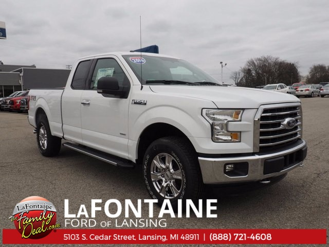 2016 F-150 Super Cab 4x4, Pickup #16F1139 - photo 1
