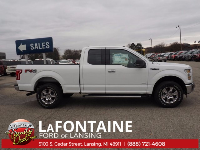 2016 F-150 Super Cab 4x4, Pickup #16F1139 - photo 46