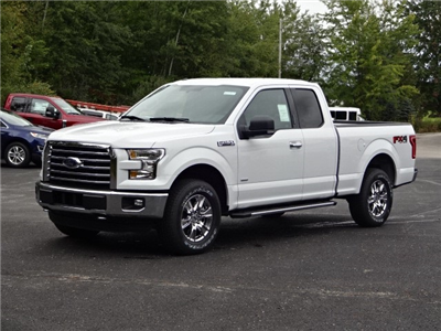 2016 F-150 Super Cab 4x4 Pickup #16F1139 - photo 1