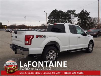 2016 F-150 Super Cab 4x4, Pickup #16F1139 - photo 2