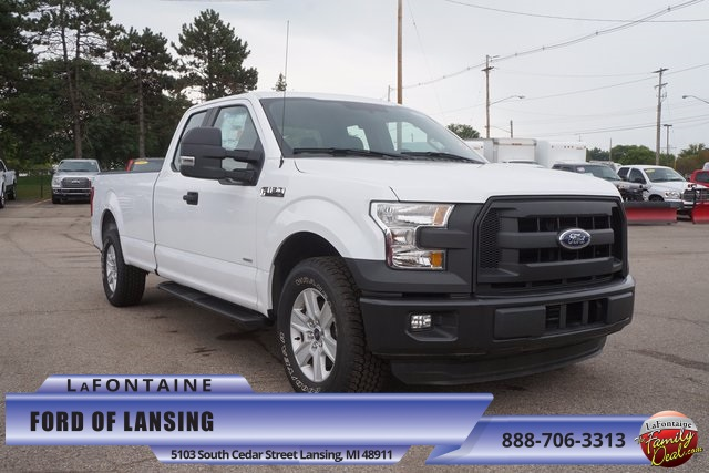 2016 F-150 Super Cab Pickup #16F624 - photo 5