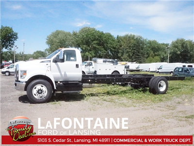 2016 F-650 DRW, Cab Chassis #16F847 - photo 3