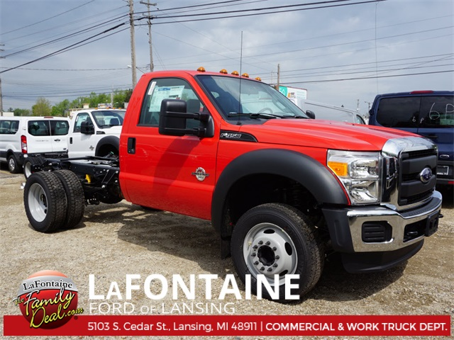 2016 F-450 Regular Cab DRW, Cab Chassis #16F856 - photo 1