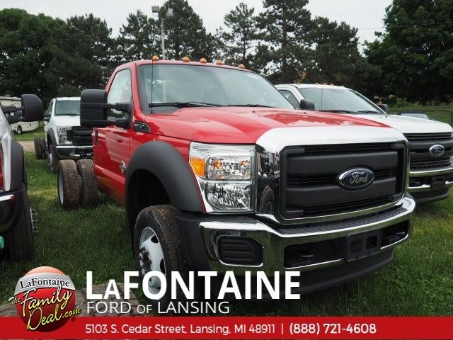 2016 F-450 Regular Cab DRW 4x2,  Cab Chassis #16F856 - photo 3