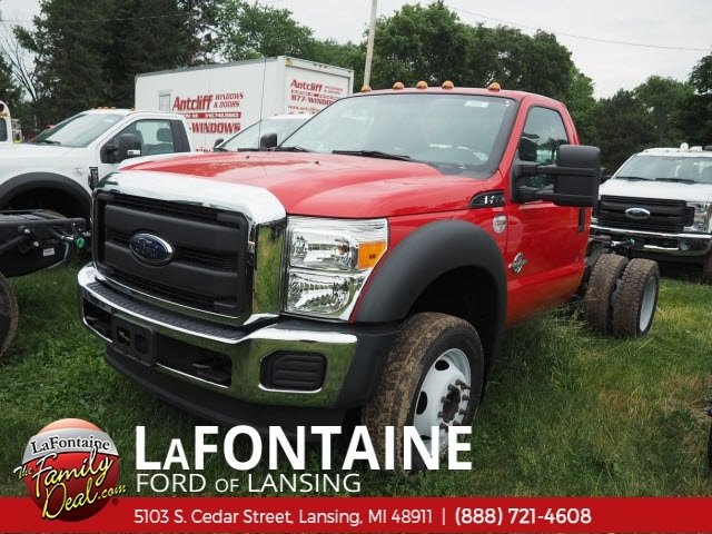 2016 F-450 Regular Cab DRW 4x2,  Cab Chassis #16F856 - photo 1
