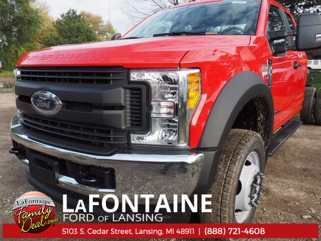 2017 F-450 Super Cab DRW 4x4 Cab Chassis #17F1005 - photo 11