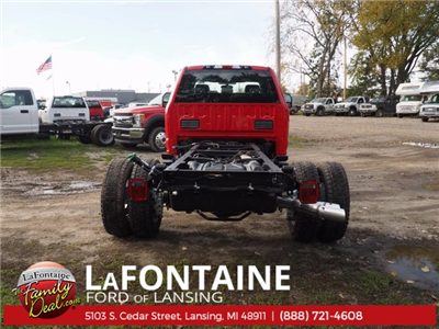 2017 F-450 Super Cab DRW 4x4 Cab Chassis #17F1005 - photo 24