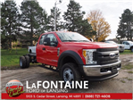2017 F-450 Super Cab DRW 4x4 Cab Chassis #17F1005 - photo 21