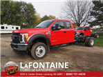 2017 F-450 Super Cab DRW 4x4 Cab Chassis #17F1005 - photo 1