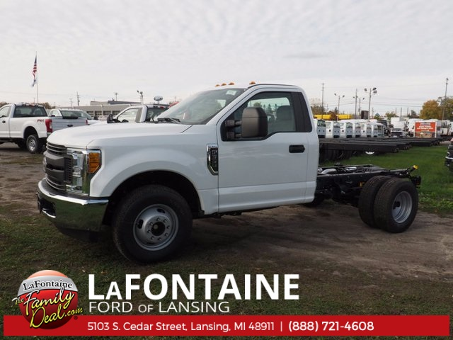 2017 F-350 Regular Cab DRW Cab Chassis #17F1012 - photo 1