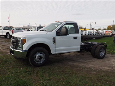 2017 F-350 Regular Cab DRW, Cab Chassis #17F1012 - photo 1