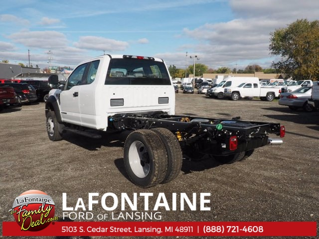 2017 F-450 Super Cab DRW 4x4 Cab Chassis #17F1015 - photo 2