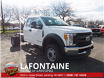 2017 F-450 Super Cab DRW 4x4 Cab Chassis #17F1015 - photo 3