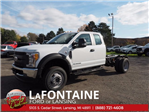 2017 F-450 Super Cab DRW 4x4 Cab Chassis #17F1015 - photo 1