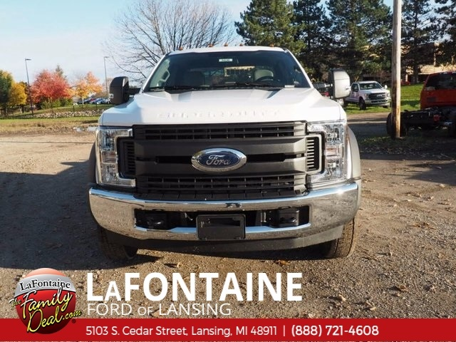 2017 F-550 Super Cab DRW 4x2,  Cab Chassis #17F1016 - photo 4