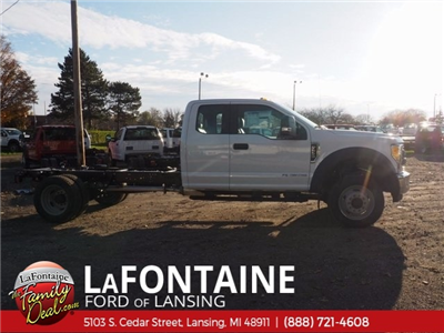 2017 F-550 Super Cab DRW 4x2,  Cab Chassis #17F1016 - photo 7