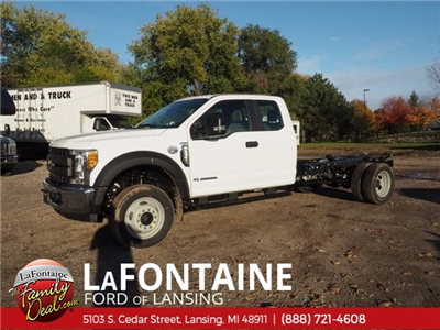 2017 F-550 Super Cab DRW 4x2,  Cab Chassis #17F1016 - photo 11