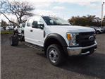 2017 F-550 Super Cab DRW, Cab Chassis #17F1016 - photo 3