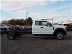 2017 F-550 Super Cab DRW, Cab Chassis #17F1016 - photo 4