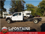 2017 F-550 Super Cab DRW 4x2,  Cab Chassis #17F1016 - photo 10