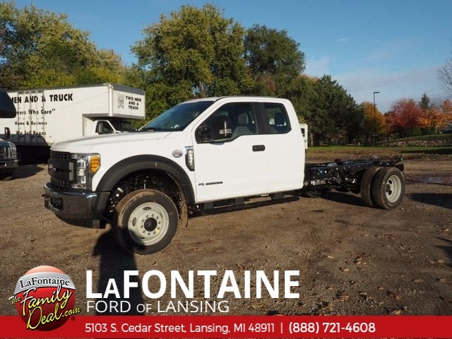 2017 F-550 Super Cab DRW Cab Chassis #17F1018 - photo 12