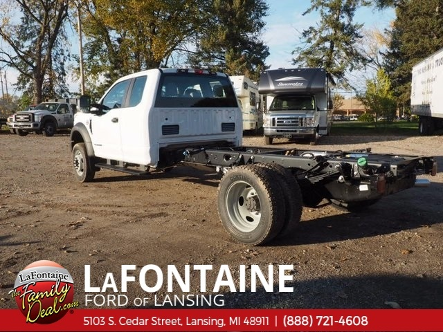 2017 F-550 Super Cab DRW Cab Chassis #17F1018 - photo 11