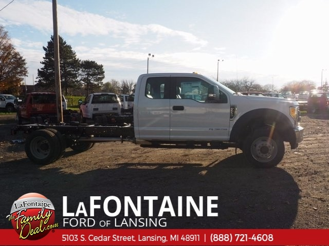 2017 F-550 Super Cab DRW 4x2,  Cab Chassis #17F1018 - photo 19