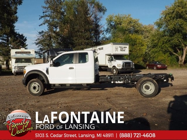 2017 F-550 Super Cab DRW 4x2,  Cab Chassis #17F1018 - photo 20