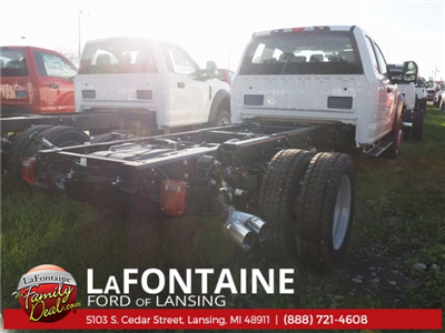 2017 F-550 Super Cab DRW Cab Chassis #17F1018 - photo 25