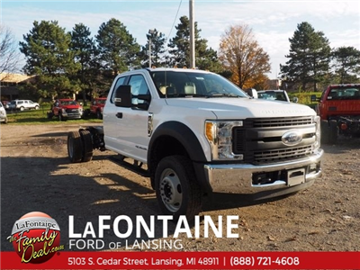 2017 F-550 Super Cab DRW 4x2,  Cab Chassis #17F1018 - photo 1