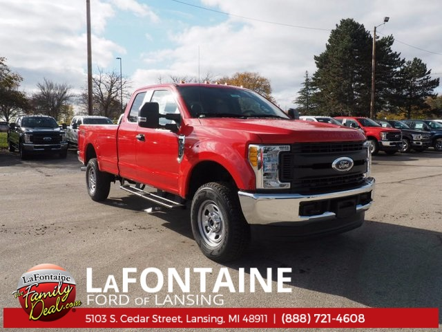 2017 F-350 Super Cab 4x4 Pickup #17F1026 - photo 3