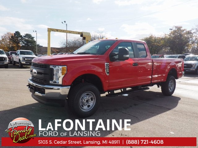 2017 F-350 Super Cab 4x4 Pickup #17F1026 - photo 1