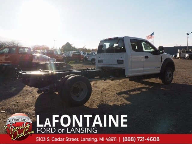 2017 F-550 Super Cab DRW 4x2,  Cab Chassis #17F1030 - photo 13